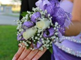 corsages, boutonnieres, bouquets,  pin-on, wrist, arm, hand-held, hand, held, arm